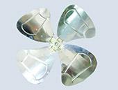 Cánh quạt công nghiệp hướng trục thổi EFON tôn kẽm/inox 304 BAU-A