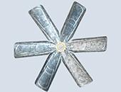 Cánh quạt công nghiệp hướng trục EFON INOX304/Tôn kẽm